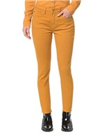 Calça Color Five PoCK. High Rise Skinny - 36