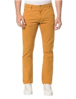 Calça Color Five Pockets Straight - 40