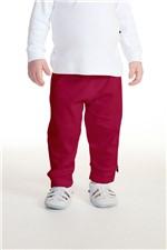 Calça Comprida Ribana - Bb Básico PP - ROSA PINK