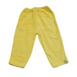Calça de Plush Amarelo G