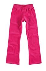 Calça Feminina Infantil Elástico no Cós Rosa - 1