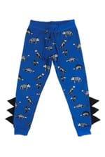 Calça Infantil Moletom Fosseis 02 - Azul Royal