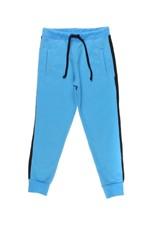 Calça Infantil Moletom Friso 02 - Azul