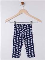 Calça Infantil para Menina - Azul Marinho