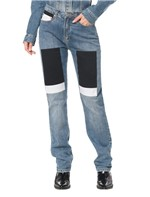 Calça Jeans 5 Pockets CKJ 030 High Rise Straight Calça Jeans 5 Pockets High Rise - 36