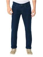 Calça Jeans Calvin Klein Slim Straight Blue Azul Médio - 40