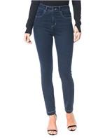 Calça Jeans Calvin Klein Straight Marinho - 36