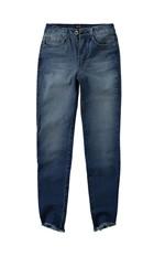 Calça Jeans Cigarrete Cintura Média Malwee Azul Escuro - 42