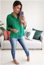 Calça Jeans Colcci Cory com Detalhes - Azul