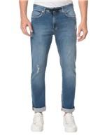 Calça Jeans Five Pockets Athletic Taper - 38
