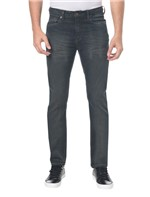 Calça Jeans Five Pockets Ckj 025 Slim Straight - Marinho Calça Jeans Five Pck Slim Straight - Marinho - 50