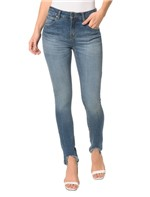 Calça Jeans Five Pockets High Rise Skinny - 38