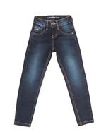 Calça Jeans Infantil Jegging Calvin Klein Jeans Five Pockets Marinho - 4