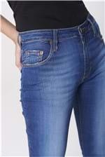 Calça Jegging Cropped Jeans