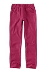 Calça Legging Malha Sarja Menina Malwee Kids Rosa Escuro - 2