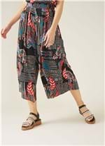 Calca Local Lagom Cropped Preto G