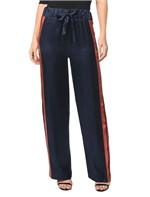 Calça Pantalona Listras - 36