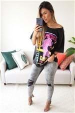 Calça Skinny Colcci Jeans Fatima - Cinza