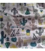 Calcinha Cotton - 198 Cactos Variados GG