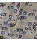Calcinha Cotton - 198 Love Fundo Salmon/G