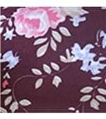 Calcinha Microfibra Estampada com Lacinho - 246 Floral Variado Rosa/M