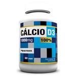 Cálcio D3 60 Caps - Nutrata