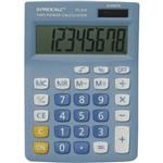 Calculadora Básica Procalc - Azul Celeste