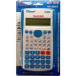 Calculadora Científica Kenko KK-82Ms 240 Funções - Azul Clr