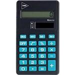 Calculadora de Bolso Tris Pop Azul/pt 8digitos Bat.