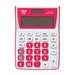 Calculadora de Mesa 12 Dígitos Tc06 Cereja Tilibra