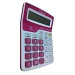 Calculadora de Mesa Kk-8182-12 Kenko 12 Digito Pink