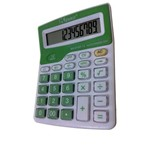 Calculadora de Mesa Kk-8182-12 Kenko 12 Digito Verde