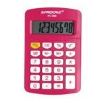 Calculadora Pessoal Procalc Pc986-p 8 Dígitos Pink