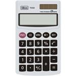 Calculadora Tilibra Bolso 8 Digitos Tc03 Branca