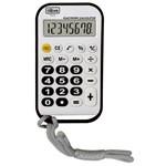 Calculadora Tilibra Pessoal 8 Digitos Tc12 - Branca