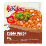 Caldo em Pó Bacon Kisabor 45g