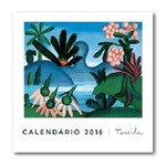Calendario - 2016 - Parede - Tarsila