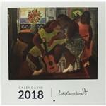 Calendário 2018 - Di Cavalcanti - Parede