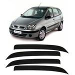 Calha Chuva Defletor Renault Scenic 1998 a 2010 - 4 Portas