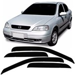Calha Chuva Defletor Vectra Sedan 1997 a 2005 - 4 Portas