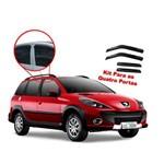 Calha de Chuva 207 Escapade 4 Portas Peugeot
