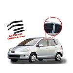 Calha de Chuva Civic 01/06 4 Portas Honda
