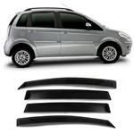 Calha de Chuva Fiat Idea 4pts 2005 a 2015 - Diadema