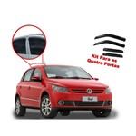 Calha de Chuva Gol G5 4 Portas Volkswagen