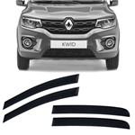 Calha de Chuva Renault Kwid Tg Poli