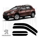 Calha Defletor de Chuva Peugeot 2008 15/18 (4 Portas)