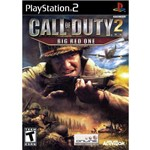 Call Of Duty 2 Big Red One - Ps2