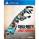 Call Of Duty Black Ops Iii Zombies Chronicles - PS4