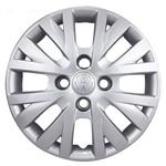Calota Aro 13 Original Volkswagen Gol G5 e G6 2011 Até 2016 (valor Unitário)