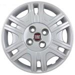 Calota Aro 14 Original Fiat Palio Fire Economy 2010 Até 2013 e Siena Fire Flex 2007 Até 2009 (Preço Unitário)